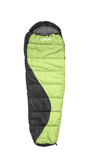 CAMPZ Desert Pro 300 - Sac de couchage - vert/noir